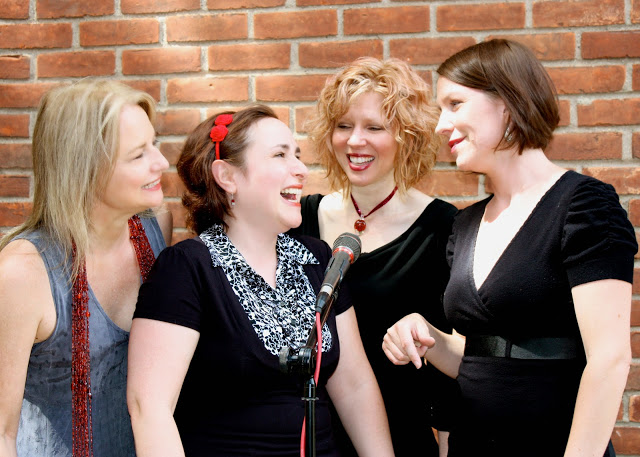 Lorelei is Detroit's premier a cappella quartet
